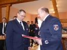 Ehrung für 40 Jahre Feuerwehr Joachim Balkenhol