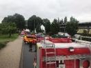 Brand im Josefsheim am 08.07.2020