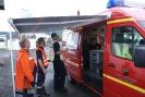 Katastrophenschutzübung HSK in Olsberg